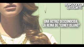 Lana Del Rey - Off To The Races ( Sub Español )