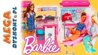 Barbie • Szpital, wypadek i chore laleczki LOL Surprise • bajki dla dzieci