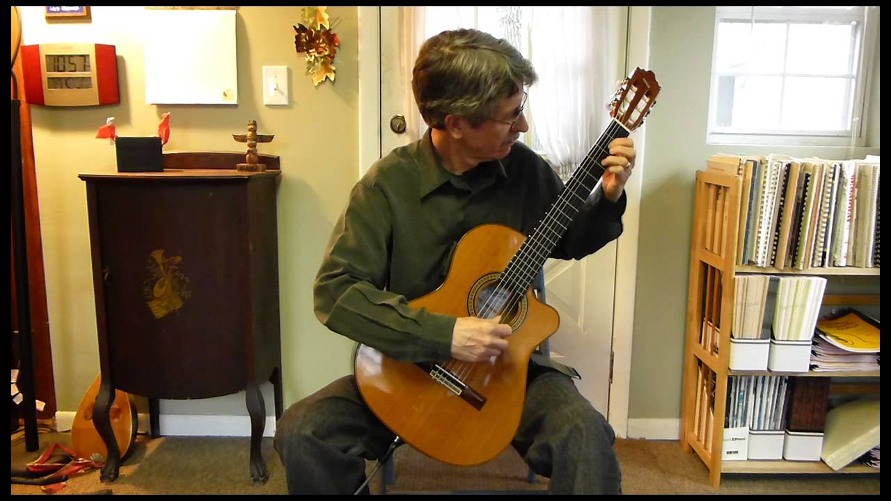 Scotch And Soda For Solo Guitar Youtube