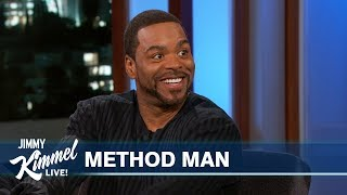 Method Man on Wu Tang, Marvel & Working at the Statue of Liberty