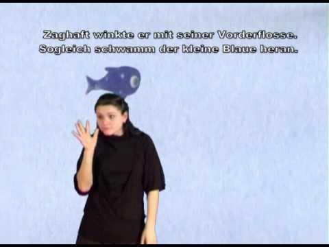 Blaue Freundschaft UT Werbung MPEG
