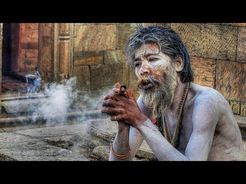 THE MODERN CANNIBALS OF INDIA - AGHORI (GRAPHIC VIDEO)