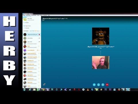 Na felhívom azokat akik bejelöltek Skype-on