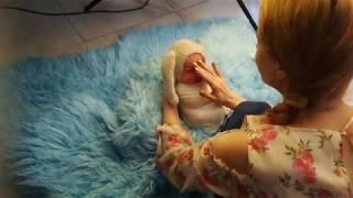 Newborn session -sesja noworodkowa Bunny