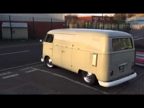a53a5b3f04 1965 vw split screen camper van for sale - YouTube