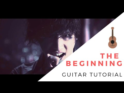 The Beginning [ONE OK ROCK] / Guitar Tutorial