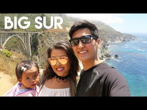 Big Sur ROAD TRIP | The Mongolian Family