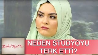 Zuhal Topal'la 71. Bölüm (HD) | Hanife Neden Serkan'a Kızıp Stüdyoyu Terk Etti?