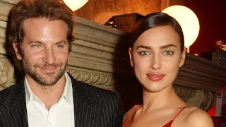 Victoria Secret's Model Irina Shayk Expecting First Child With Bradley Cooper