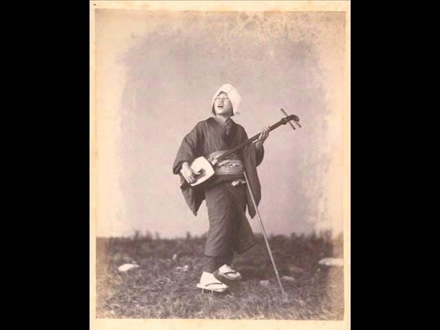 Japanese funk - Jamisen - Killer breaks - Victor Kiswell Archives