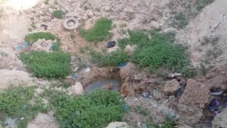 مكان مجهول في سد جرف التربة ولاية بشار !!!