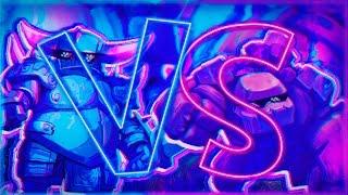 Clash of Clans | 2 P.E.K.K.A.S VS 2 GOLEMS | Epic Battle | En Español Super épico | Davidstar9x
