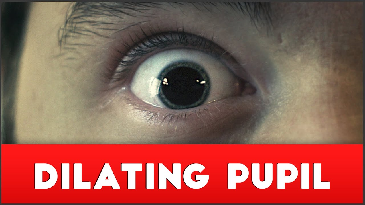 How to expand the pupils