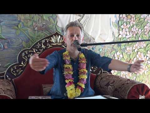 Бхагавад Гита 10.41 - Враджендра Кумар прабху
