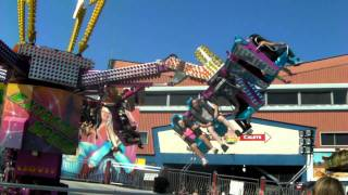 Skegness Pleasure Beach. Aug 2011