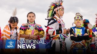 World Indigenous Nations Games Opening Ceremonies 2017