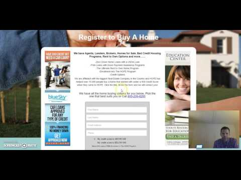 Bad Credit Home Loans Guaranteed Approval