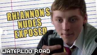 Download Rhiannon Sends Sexy Pictures To Darren - Waterloo Road Mp3 and Videos