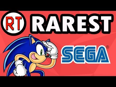 The Rarest Sega Games Ever Made