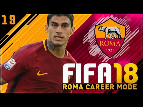 FIFA 18 Roma Career Mode Ep19 - CRISTIANO RONALDO AT STRIKER!!