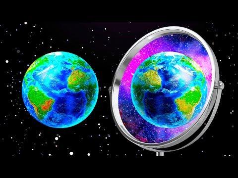 Scientists Believe a Parallel Universe Exists