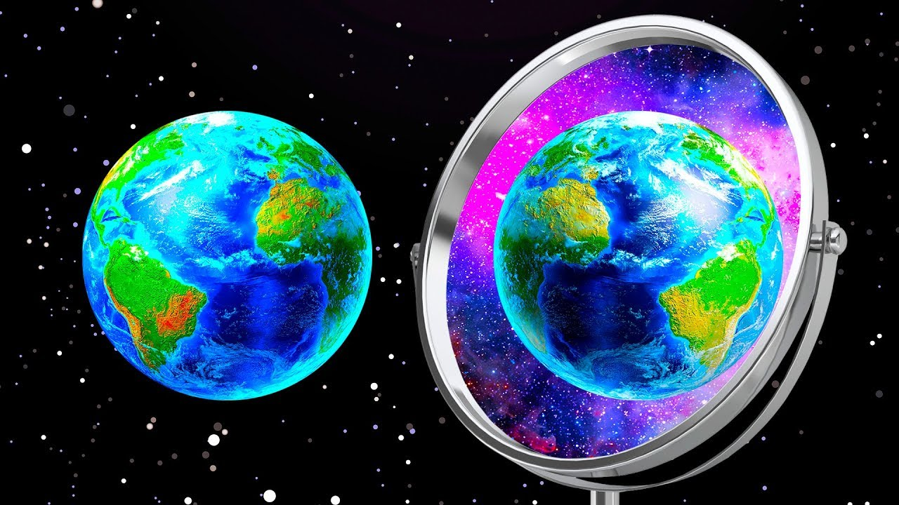 Download Scientists Believe a Parallel Universe Exists