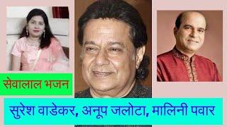 Jai Shri Jagdamba Yaadi by Suresh Wadekar & Sevalal Darshan by Anup Jalota and Prof. Malini Pawar