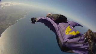 Exploring the Sky - Wingsuit Flying