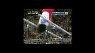 2004 アテネ  冨田洋之 Hiroyuki Tomita 種目別 平行棒