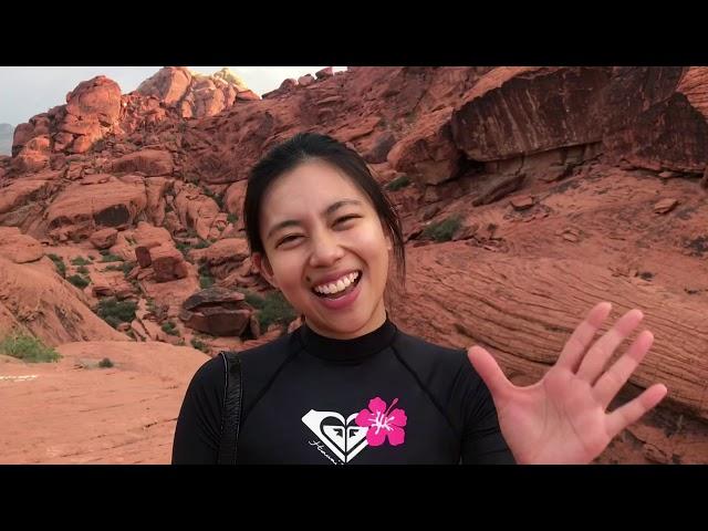 Red Rock Canyon Tour 2018 VLOG01