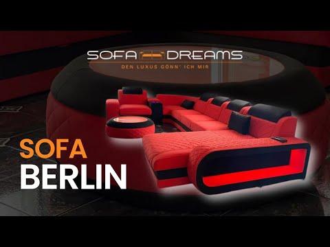 designer sofa berlin von sofa dreams couch sofas youtube. Black Bedroom Furniture Sets. Home Design Ideas