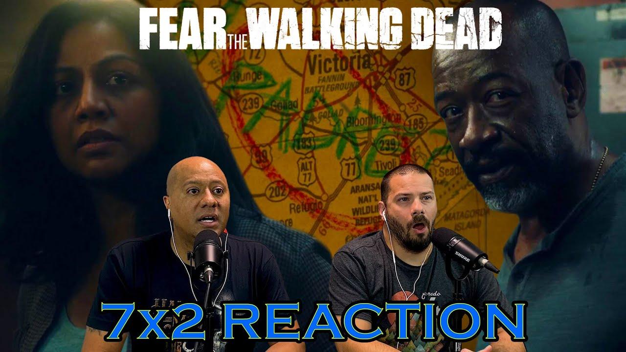 """Download Fear The Walking Dead Season 7 - Episode 2 """"Six Hours"""" Reaction"""