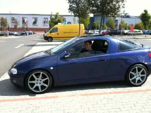 2009 Honda Civic For Sale >> Čičinka naše - Opel Tigra - YouTube