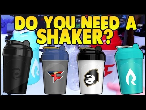DO YOU NEED A G-FUEL SHAKER? - SHOULD YOU BUY ONE? - SHAKER VS BOTTLE!