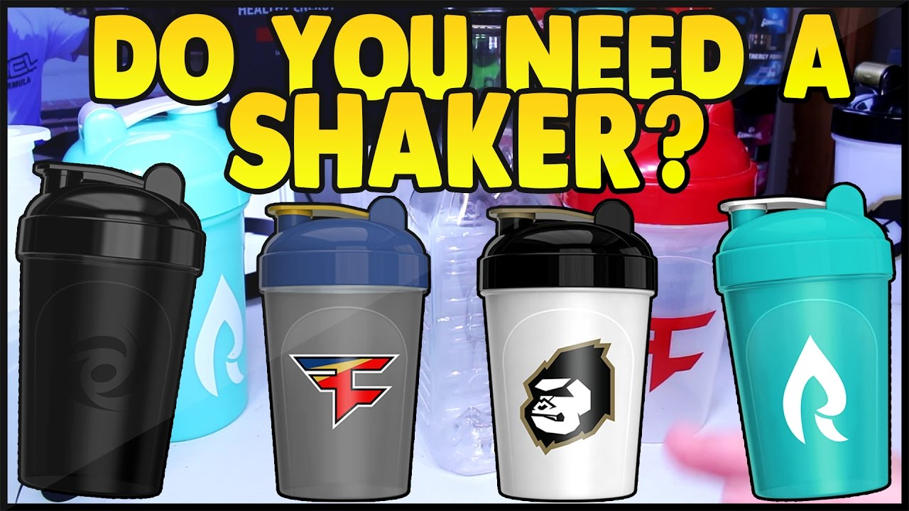 DO YOU NEED A G-FUEL SHAKER? - SHOULD YOU BUY ONE