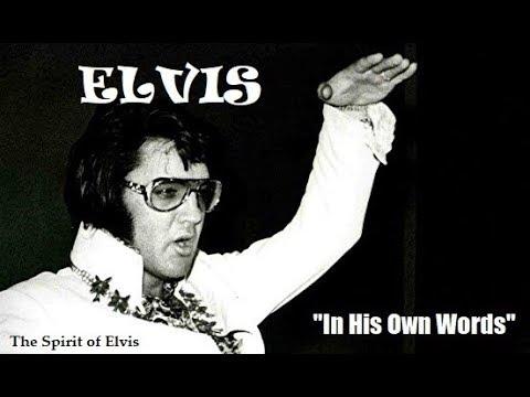 "ELVIS - ""In His Own Words"" - TSOE 2018"