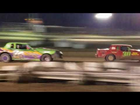 9-4-17 Wagner Speedway feature race
