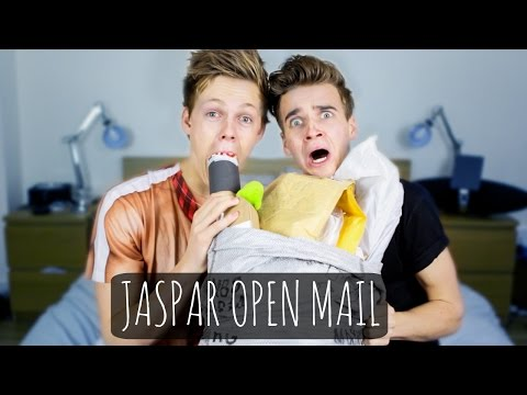 Jaspar Open Mail | ThatcherJoe