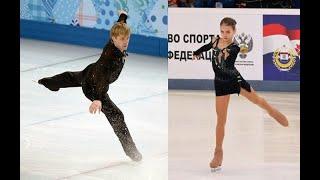 Прыжок в неизвестность или будет ли Трусова тренироваться у Плющенко