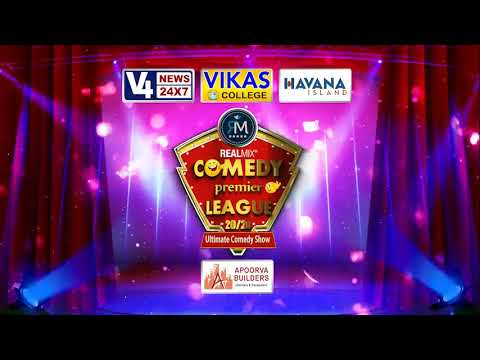 Realmix Comedy Premier League 2017 1st League Round Promo 1
