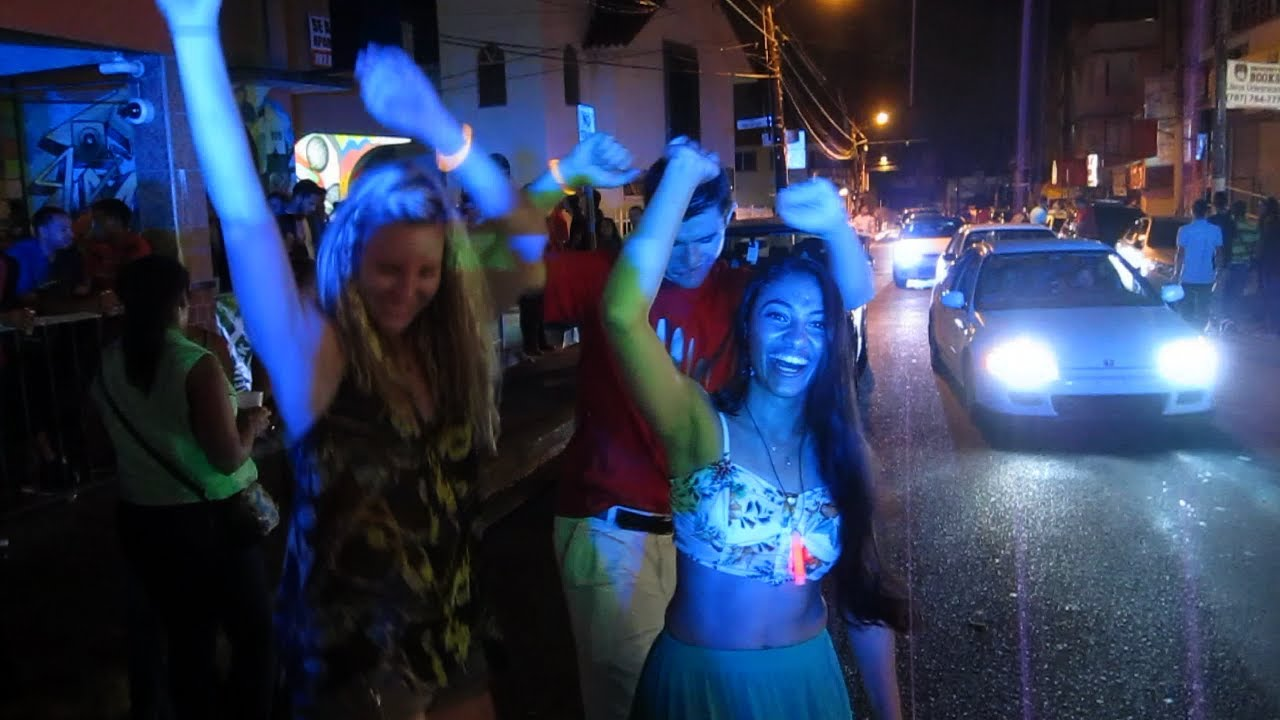 San Juan Puerto Rico Nightlife Guide Youtube