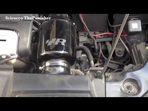 Volkswagen Racing Cold Air Intake System