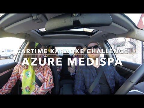 Cartime Karaoke Challenge: Azure Medispa