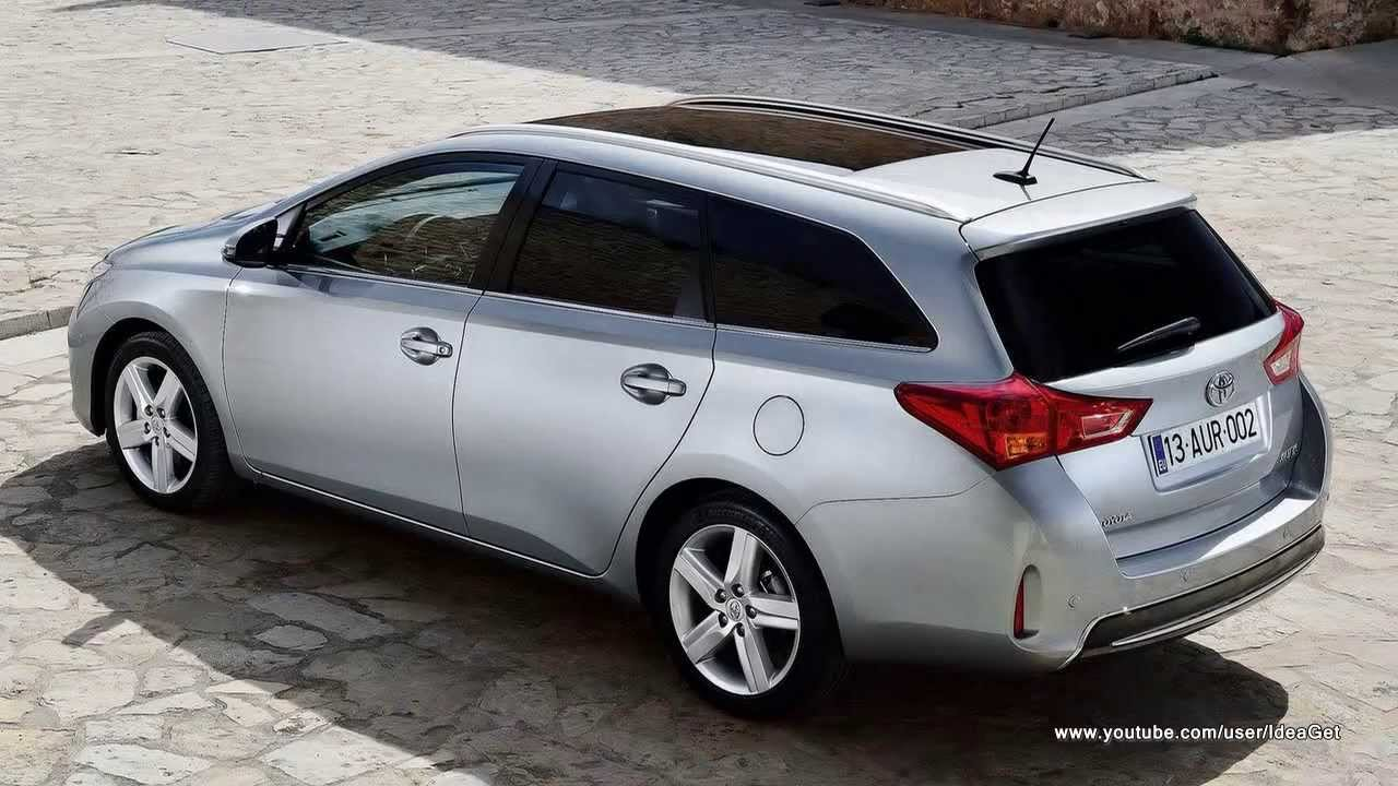 2013 new toyota auris touring sports interior and exterior details youtube. Black Bedroom Furniture Sets. Home Design Ideas