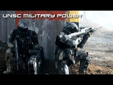 United Nation Space Command / UNSC I Military Power I HD I 2552