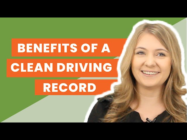 How A Clean Driving Record Can Affect Your Car Insurance Premium
