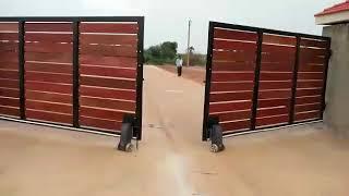 Scorpio Automatic Swing Gate