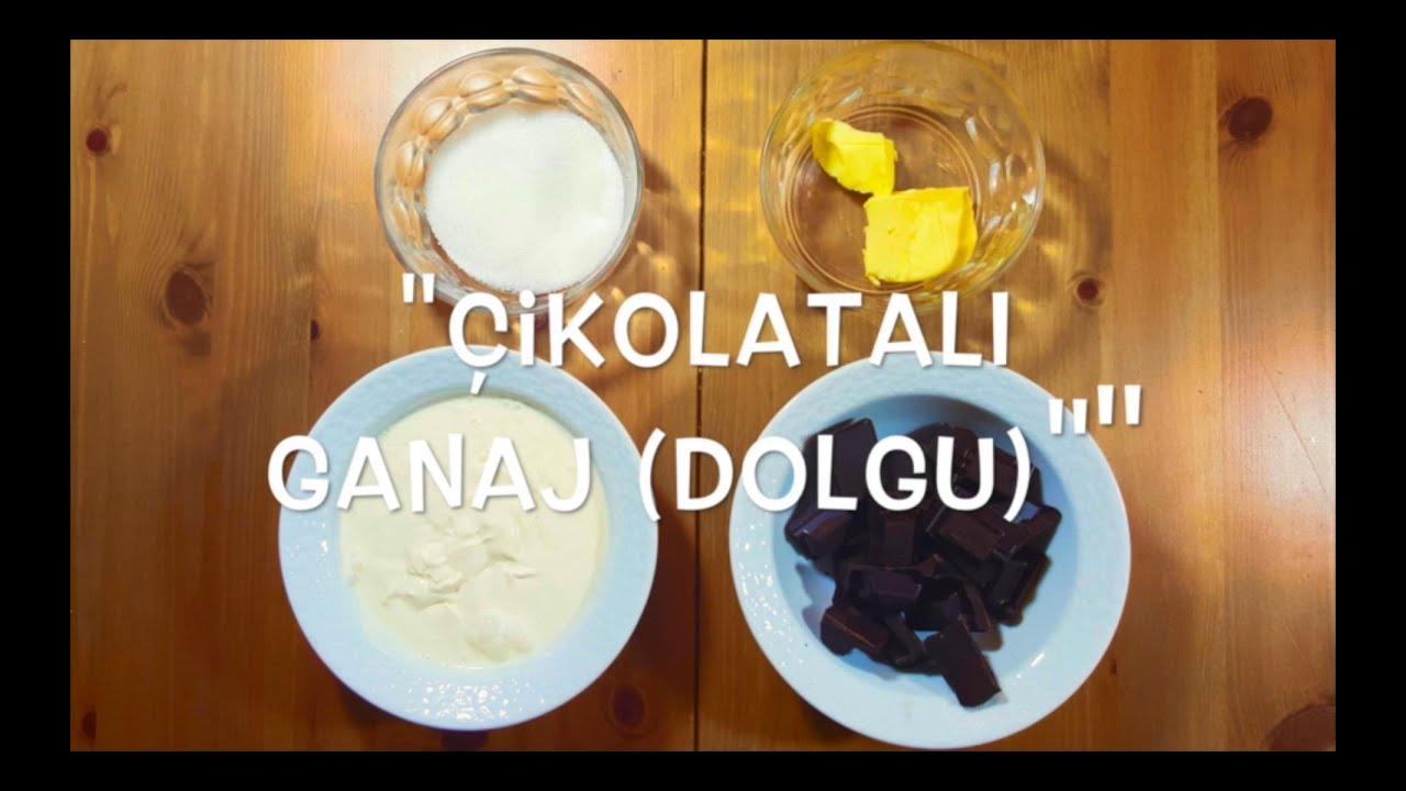 Çikolatalı Ganaj Nasıl Yapılır Videosu