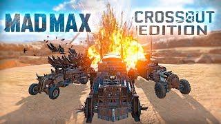 MAD MAX fury road | CROSSOUT EDITION • [Fan Film]