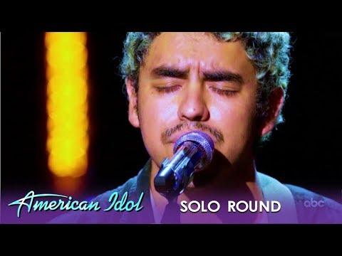 Alejandro Aranda: Is This Street Performer The NEXT AMERICAN IDOL? | American Idol 2019